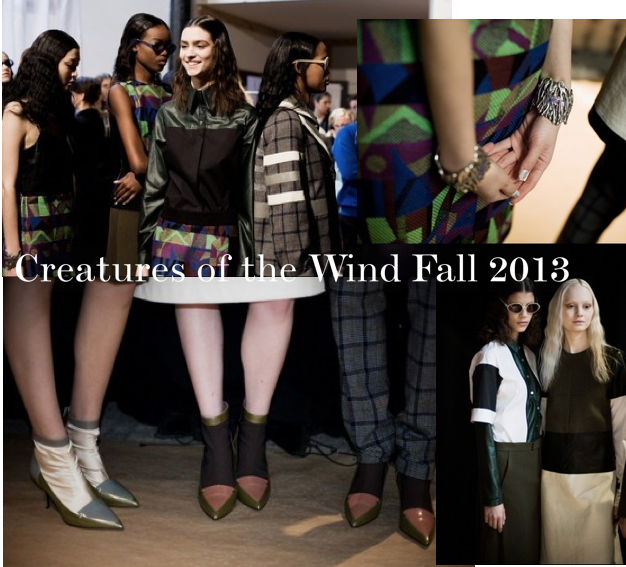 Creatures of the Wind Fall 2013