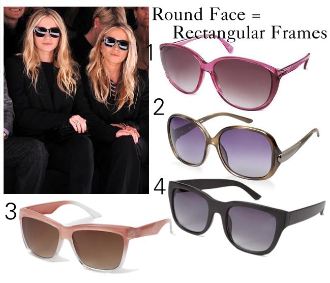 DS Rectangular sunglasses
