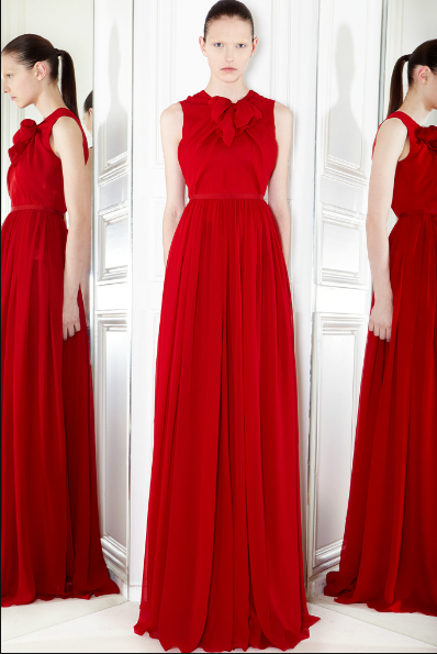 Giambattista Valli Pre Fall 2012