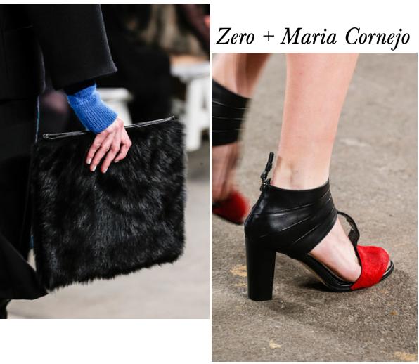 Zero + Maria Cornej fw 13