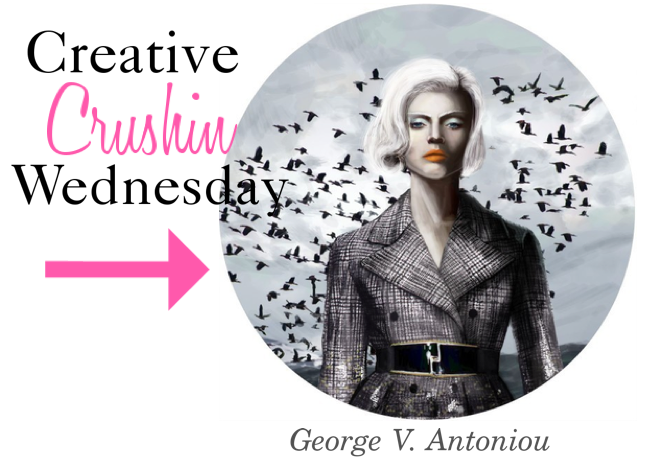 creative crushin wednesday George Antoniou