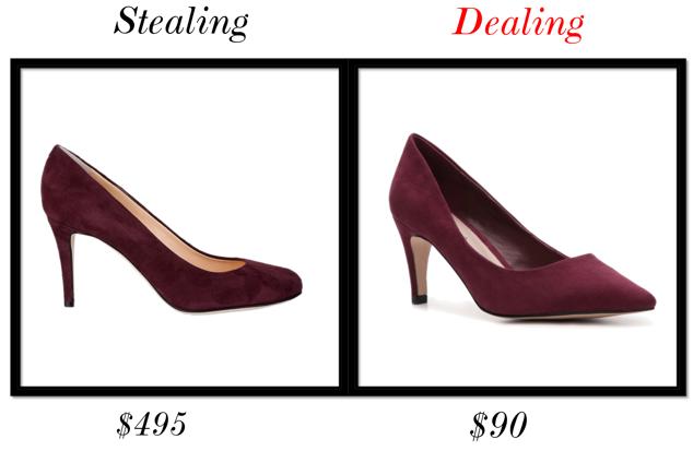 deals galore low heel 11