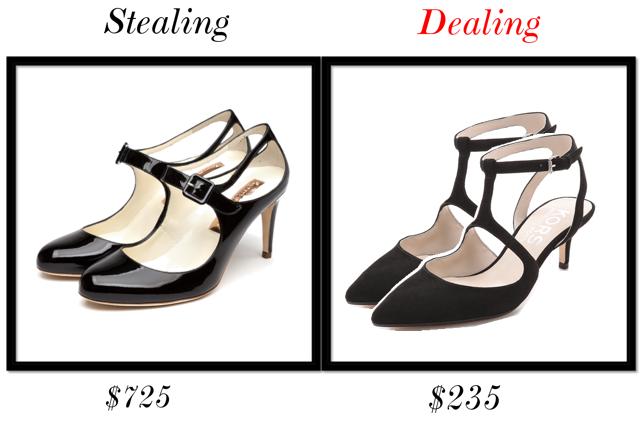 deals galore low heels 4