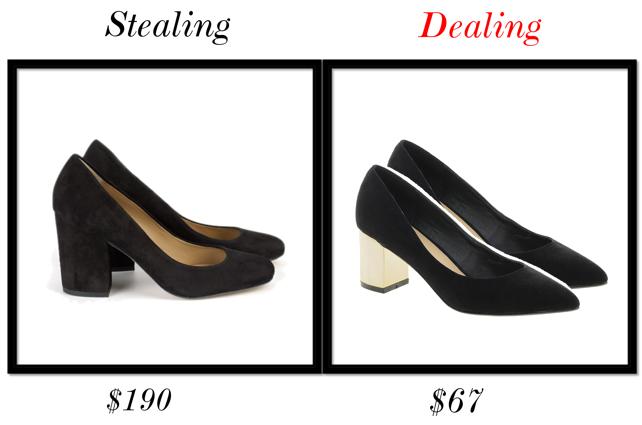 deals galore low heels 5