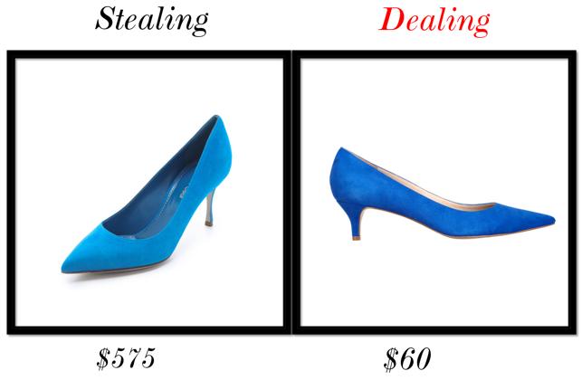 deals galore low heels