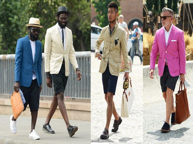 Spring 2018 color trends for men