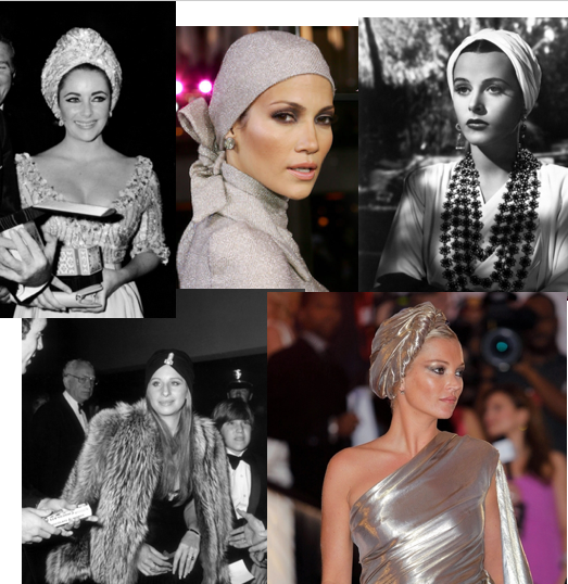 head wraps and turbans