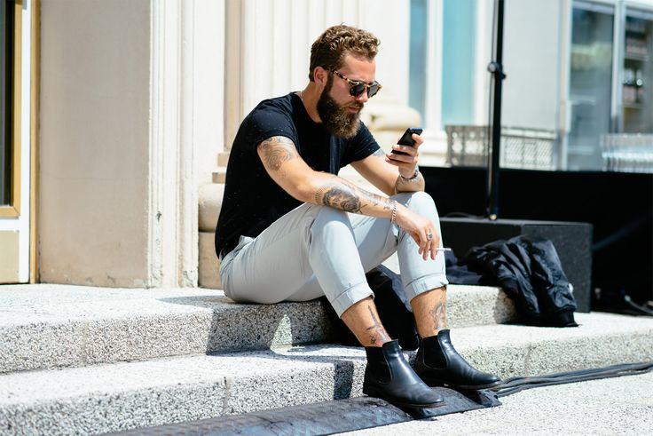 men style bootie lovers 5
