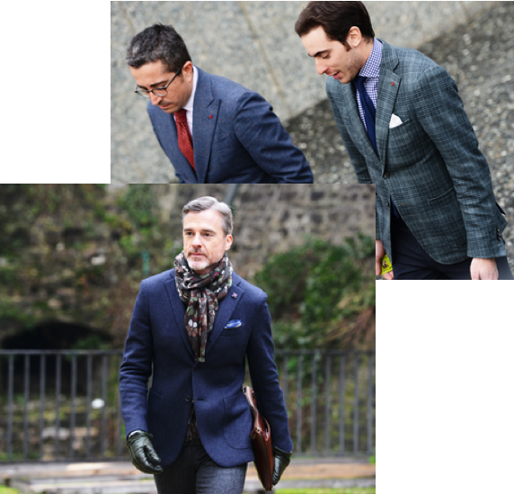 men style  buttons