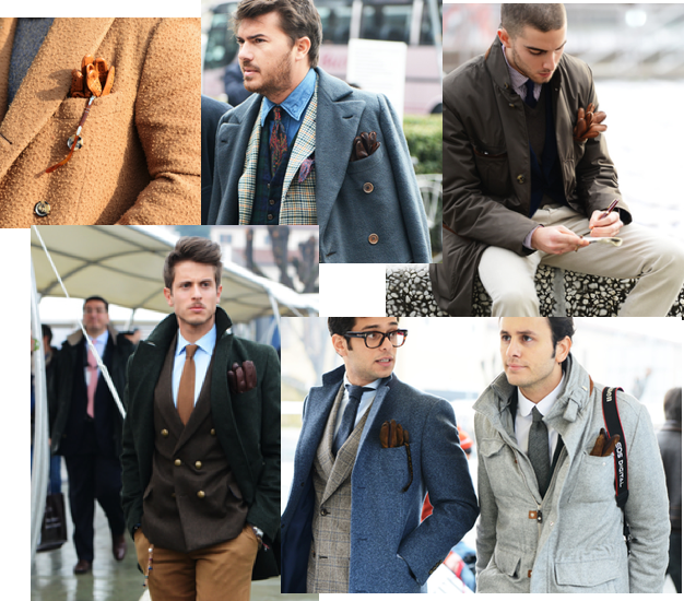 men style  gloves