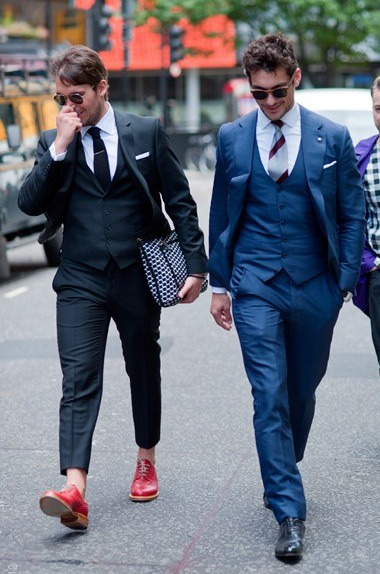men style red soles 4