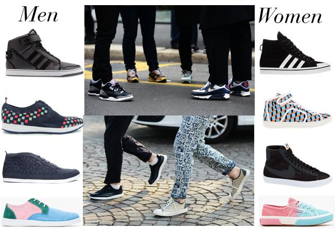 men style sneakers