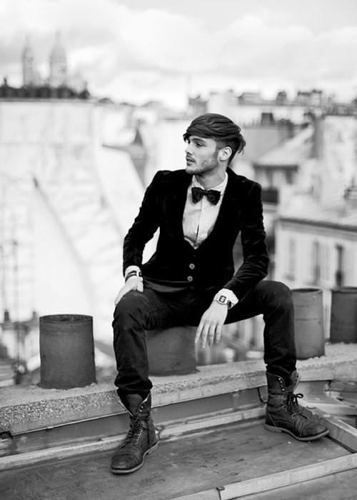 men style velvet looks 4