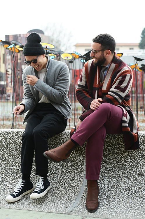men style with smiles 20