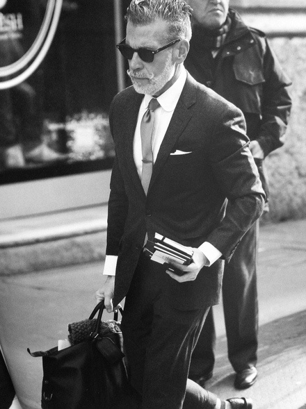 menstyle black and white 4