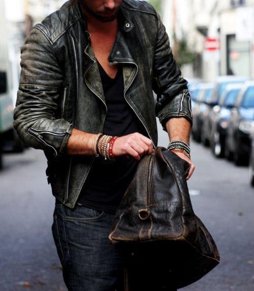 menstyle leather biker jackets 7