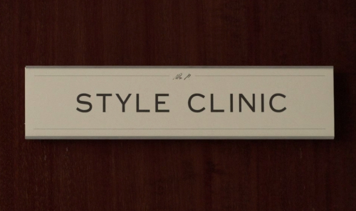mr porter style clinic