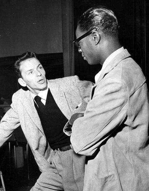 nat king cole n frank sinatra