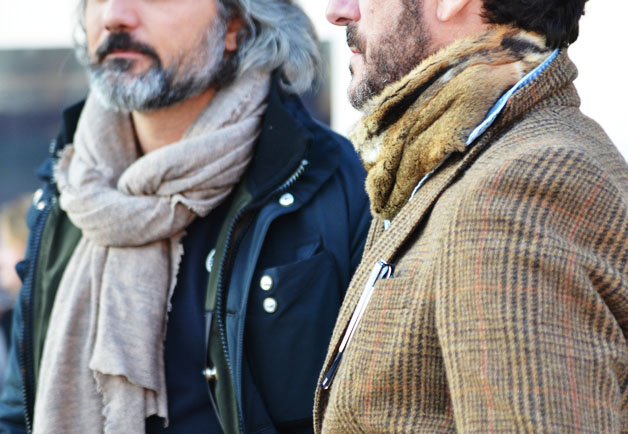 pitti uomo scarf 10