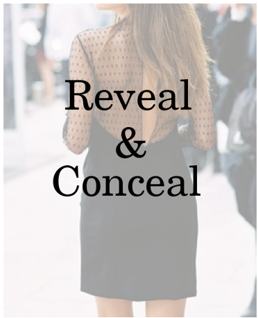 reveal and conceal
