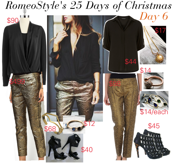 romeostyle 25 days of xmas 6