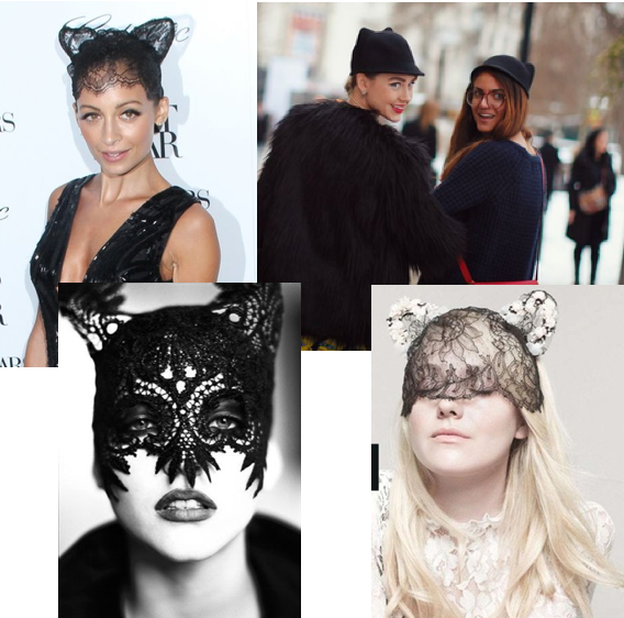 romeostyle  cat ears trend in fashion