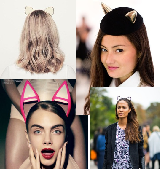 romeostyle  cat ears trend in fashion 4
