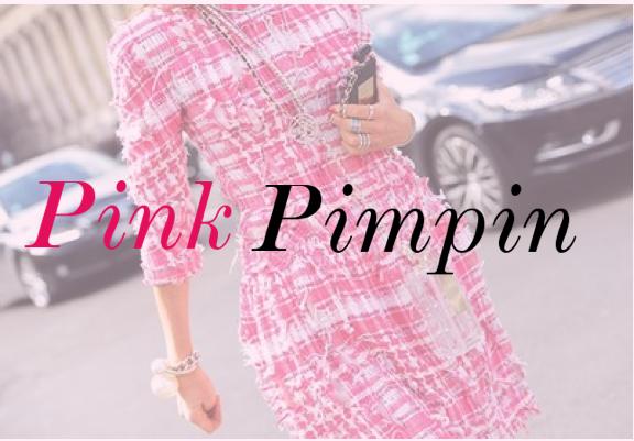 romeostyle pink pimpin