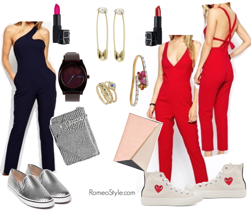 romeostyle sneakers on date night 6