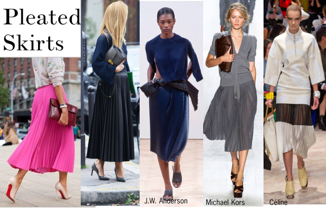 romeostyle tipster 2014 pleated skirts