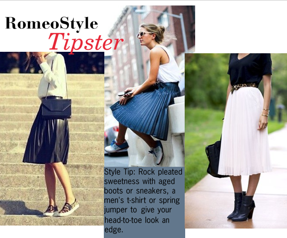 romeostyle tipster 2014 pleated skirts b