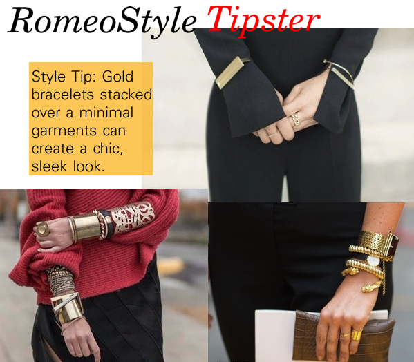 romeostyle tipster gold bangles_ 3