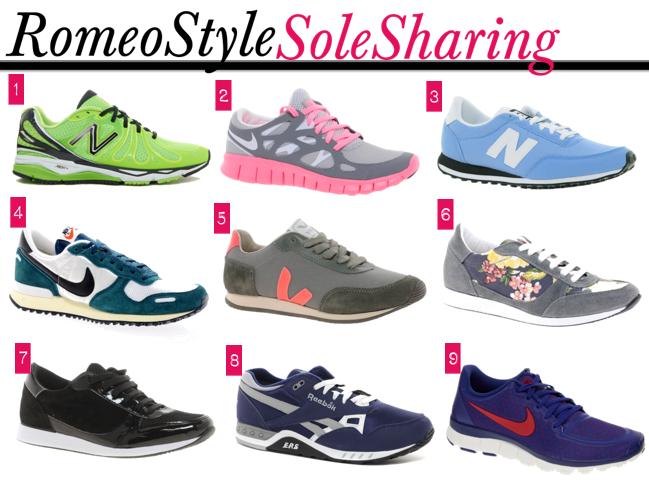 romeosyle sole sharing 2