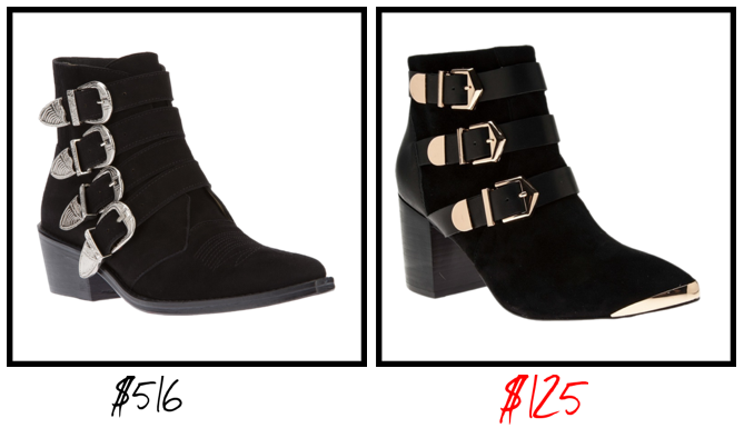 stealing or dealling booties fw13 12