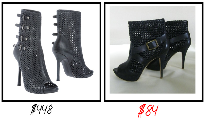 stealing or dealling booties fw13 14