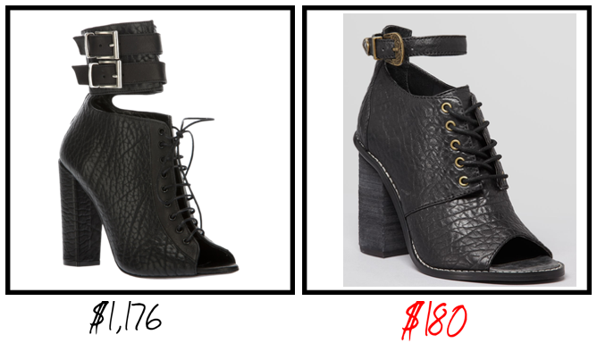 stealing or dealling booties fw13 4