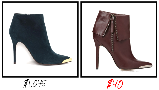 stealing or dealling booties fw13 7