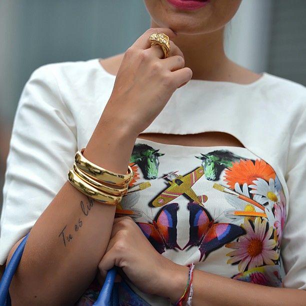 timeless gold bangles